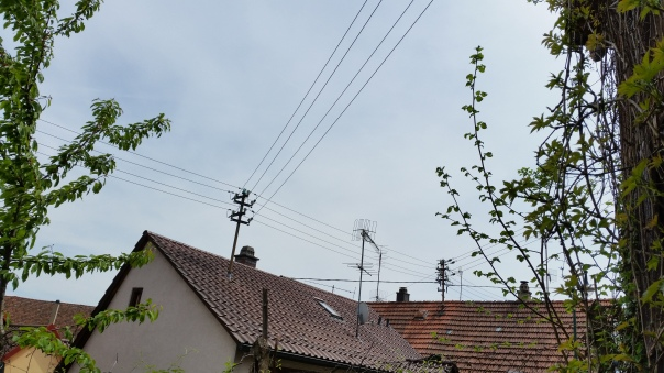 040 Chemtrails über Enzberg 13.03 Uhr 09.05.16