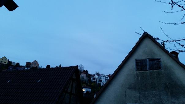 Enzberg, 31.03.17 um ca. 20 Uhr 3