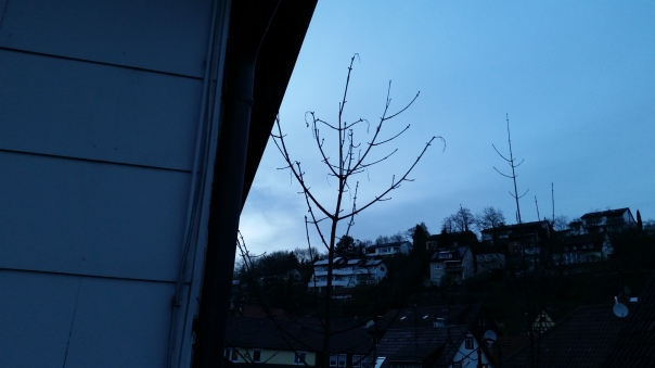 Enzberg, 31.03.17 um ca. 20 Uhr 4